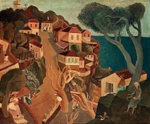 Från Franska Rivieran by Bertil Bull HEDLUND