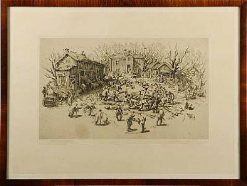 Slagsmål På Auktion by Uno STALLARHOLM