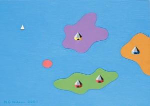 öar by Karl-Gustaf 'Kg' NILSON