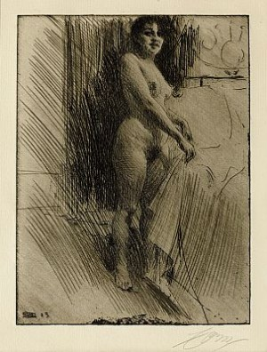 Nanette by Anders ZORN