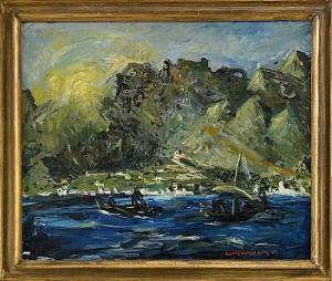 Hamnvy - Puerton by Sven 'X:et' ERIXSON