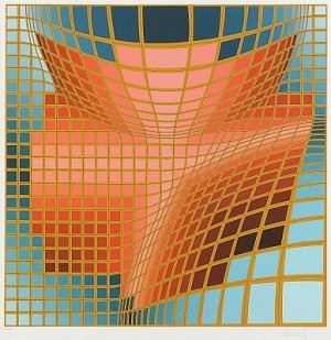 Edetta by Victor VASARELY