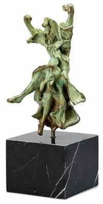 Carmen - Castanets by Salvador DALI