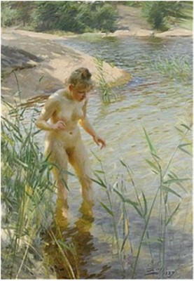 Reflexer by Anders ZORN
