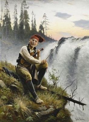 Jämtlandssägen by Johan TIRÉN
