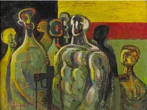 Boxaren by Birger BIRGER-ERICSON