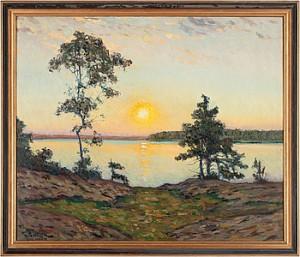 Lidingö by Ragnar SWAHN
