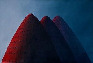 Red Hills by Kristian KROKFORS
