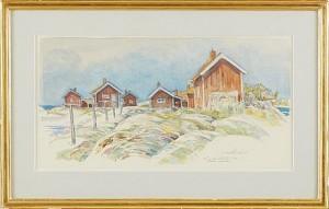 Från Norrskärgår´n Röder Storskär by Roland SVENSSON