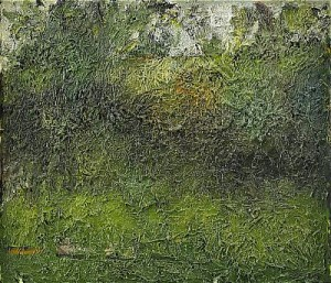 Landskap by John-Erik FRANZÉN