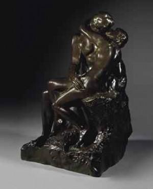 Le Baiser, 3ème Réduction by Auguste RODIN