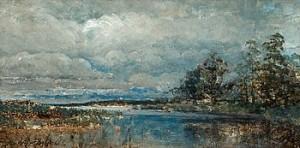 Motiv Från Stockholms Omgivningar by Victor FORSSELL