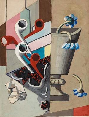 Vasen Och Piporna by Franciska CLAUSEN