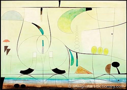 Den Gåtfulla Drömmen Xix by Albert JOHANSSON