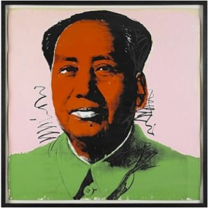 Mao Tse-tung by Andy WARHOL