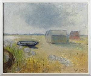 Gårdby - ökand by Emil HAGSTRÖM