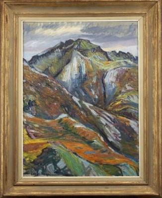 Lofotenfjäll by Georg LODSTRÖM