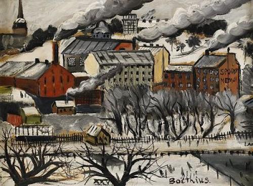 Fabrikskomplex - Igeldammsgatan, Stockholm by Lars BOETHIUS