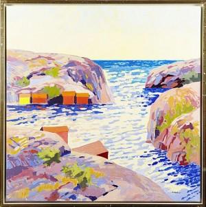 Fiskeläge by Lars 'L A Bjönni' ANDERSSON