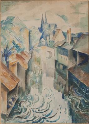 Motiv Från Paris by Carl Magnus LINDQVIST