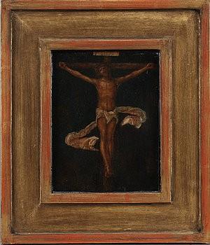 Kristus På Korset by Albrecht DÜRER