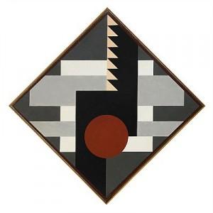Diagonal Komposition För Tambur Ii by Otto G. CARLSUND