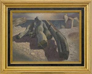 Strandfynd by Waldemar LORENTZON