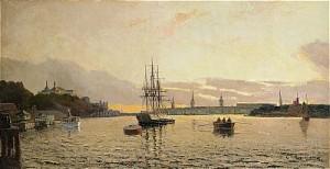 Stockholms Inlopp by Christian Fredrik SWENSSON
