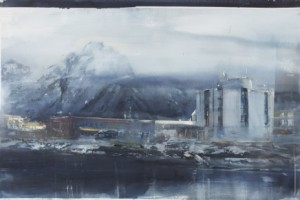 Svolvaer, November by Lars LERIN