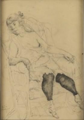 (2) Ruth by Bertil Bull HEDLUND