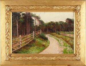 Landsväg by Olof KRUMLINDE