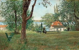 Möteplatsen by Gottfrid KALLSTENIUS