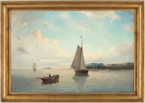 Marint Motiv by Christian Fredrik SWENSSON