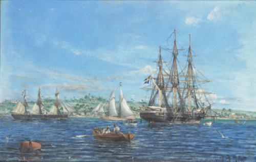 Dalarö by Herman Af SILLÉN