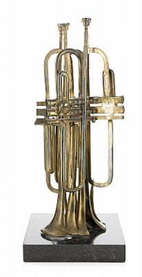 Trumpeter by Fernandez ARMAN