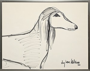Hund by Aly Ben SALEM