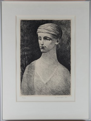 Kvinna by Veikko VIONOJA
