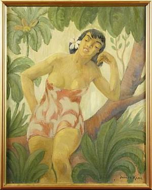 Sydländsk Kvinna by Svante KEDE