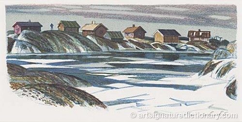 Våris Gillöga by Roland SVENSSON