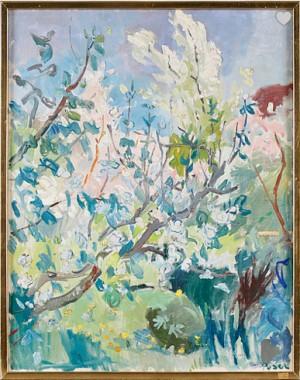Blommande Träd by Martin Verner POSER