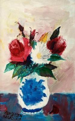 Blommor I Vas by Olle OLSSON HAGALUND