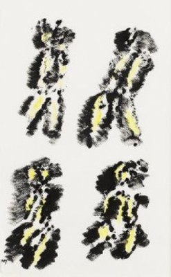 Untitled by Henri MICHAUX