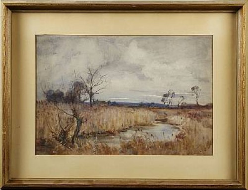 Marshlands by James Herbert SNELL