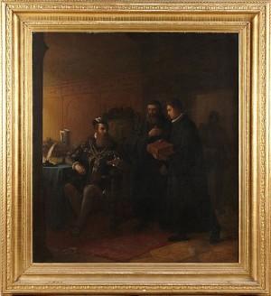 Gustav Vasa Med Reformatorerna by Severin NILSON