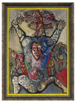 Den Skräckslagne Sprattelgubbe by Endre NEMES