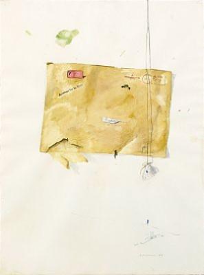 Det Tomma Kuvertet by Lennart ASCHENBRENNER
