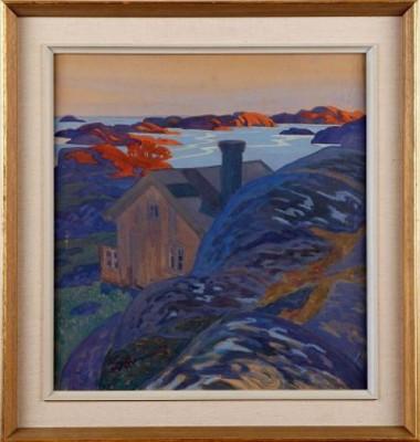 Kvällsljus by Roland SVENSSON