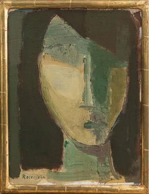 Porträtt by Lennart ROSENSOHN