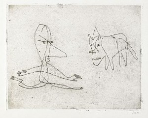 Was Läuft Er? by Paul KLEE