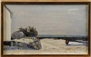 Strand I Holland by Jürgen Von KONOW